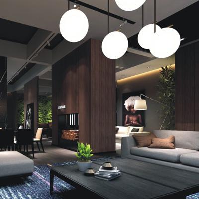 暗黑系房间提亮大法,5招之内让你家的亮度提升三个色号